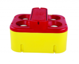 16430 CT4-2000 Thrifty King, Energy efficient livestock waterer for 200 beef cattle