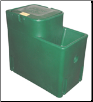 18165G WaterMatic 100 top value, all poly livestock waterer for 20 beef cattle or horses (SKU: RIT18165G)